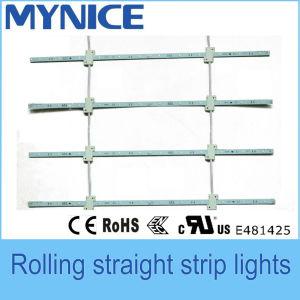 12V 10mm 2835 LED Rigid Bar Strip pictures & photos