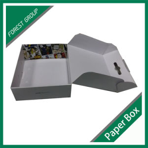 Color Printing Corrugated Carrier Carton (FP6051) pictures & photos