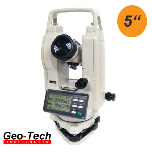 Electronic Theodolite Digital Theodolite for Surveying (GTH-05) pictures & photos