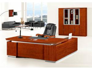 Office Table General Manager Desk Thai Teak Paint