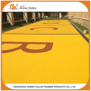 SGS Approved Colorful EPDM Granules for Racetrack Sport Playground pictures & photos