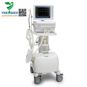 Operating Room Ventilator Machine Mobile Ambulance Ventilator Medical Hospital Respirator pictures & photos