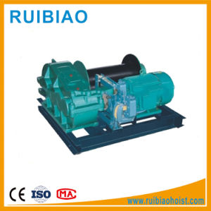 Jm Model Electric Cable Pulling Winch Machine pictures & photos