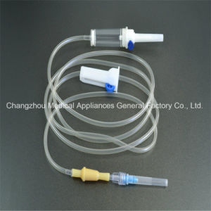 Cmif-02 Medical Disposable Infusion Set with CE, ISO13485, GMP, SGS, TUV pictures & photos