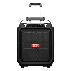 New Arrivals Private Mode Powerful Bluetooth Rechargeable Speaker with Trolley pictures & photos