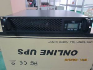Bank Use Online Pure Sine Wave 1kVA-6kVA UPS pictures & photos