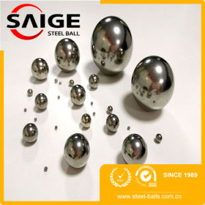 Sample Free AISI1010 4.76mm G100 Carbon Steel Ball for Slide pictures & photos