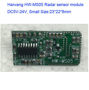 Temperature Sensor Usage LED Motion Sensor Module for LED Strip Light Hw-Ms05 pictures & photos