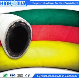 Endurable Rubber Air Compressor Hose in Competitive Price pictures & photos