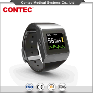 Sport Smart Watch Wearable SpO2 and ECG Monitor with Bluetooth pictures & photos