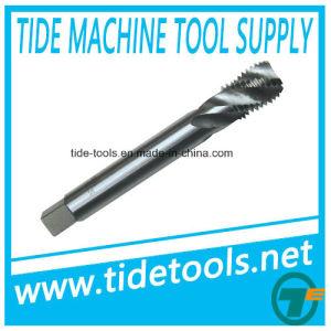 DIN374 Spiral Fluted HSS Machine Tap pictures & photos
