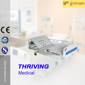 2-Crank Manual Hospital Bed (THR-MBFY) pictures & photos