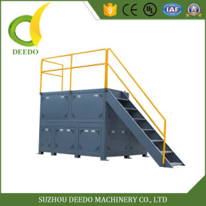 Double-Shaft Plastic Shredder Machine pictures & photos