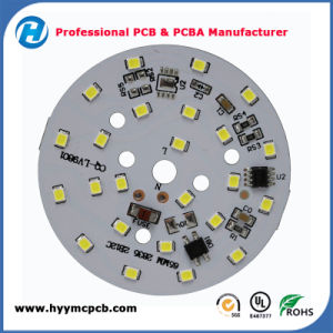 Enig LED Aluminum PCB Assembly PCBA for LED High Bay Electronic Board pictures & photos