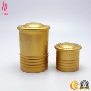 Hot Stamping Golden Cap with Different Sizes pictures & photos