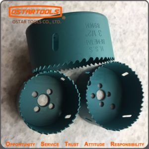 Ostar Made-in-China Bi-Metal Speed Slot Hole Saw Cutters pictures & photos