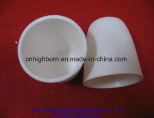 High Temperature White Fused Silica Ceramic Pot pictures & photos