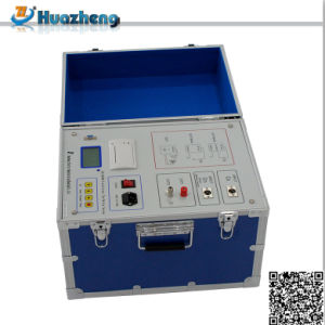 Transformer Tan Delta and Capacitance Measuring & Dissipation Factor Tester pictures & photos