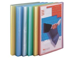 Office Supply Stationery Tool Transparent Display Book pictures & photos