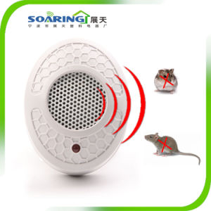 Mini Pestchaser Ultrasonic Pest Control for Indoor (ZT09050) pictures & photos