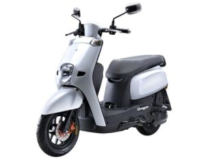 50cc/100cc/125cc/150cc EEC YAMAHA Engine Gas Motor Scooter Motorcycle (SL100T-S5) pictures & photos