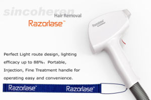 New 808nm /1064nm/755nm Diode Laser for Permanent Hair Removal pictures & photos