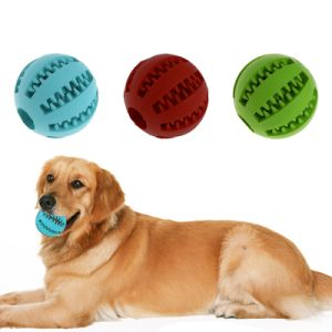 5cm 7cm Pet Rubber Ball Funning ABS Pet Toys Ball Dog Chew Toys Tooth Cleaning Balls of Food pictures & photos