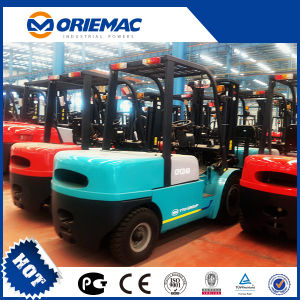 Yto 2.5ton Small Rough Terrain Forklift Cpcd25 2WD for Sale pictures & photos