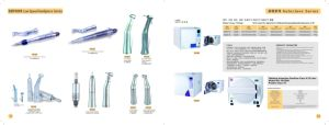 Top Sale Implant Contra-Angle 20: 1 Dental Handpiece pictures & photos