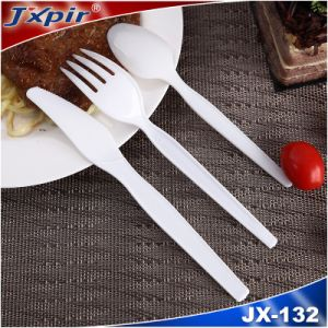 High Quality Safy and Eco-Friendly Disposable Plastic Cutlery pictures & photos