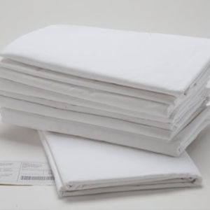 Queen Size Flat Sheet Hotel Linen Bed Sheet pictures & photos