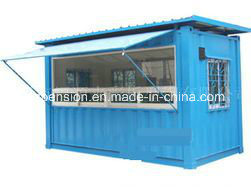 Quick Installation Convenient Mobile Prefabricated/Prefab Coffee House/Bar pictures & photos