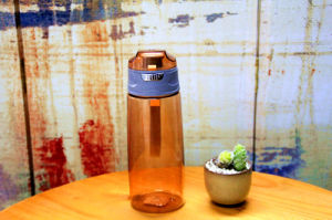 High Quality Plastic Infuser Water Bottle 700 Ml