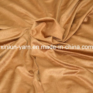 Upholstery Suede Polyester Fabric for Jacket Sofa Shoes pictures & photos