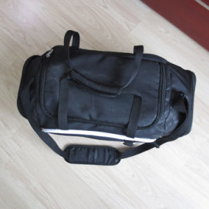 Custom Made High Quality Nylon Duffel Sport Travel Bag pictures & photos