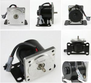 High Quality Holly Best 12V DC Motor 3000rpm for New Energy Electric Car pictures & photos