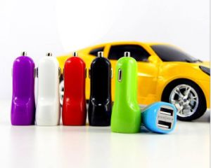 Promotional USB Car Charger DC5V3.1A Car Charger for Samsung Galaxy S5 pictures & photos