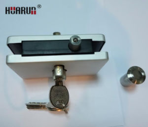 New Style of Aluminium Frameless Door Locks ( HR5057-AL) pictures & photos