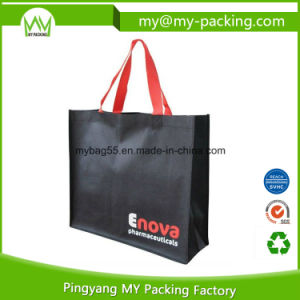 Eco Shopping Promotional Non Woven Tote Bag pictures & photos