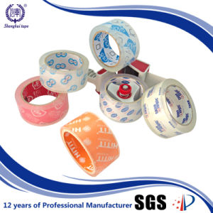 Professional Manufacturer OEM Factory BOPP Super Clear Packing Tape pictures & photos