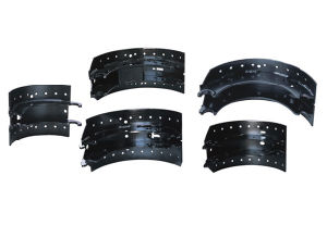 Brake Shoe with Pads for Truck Trailer Parts pictures & photos