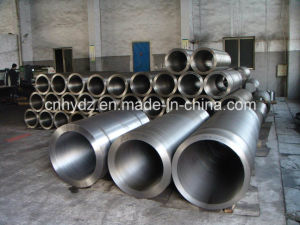 High Quality ASTM A182 F91 Forged Pipe pictures & photos