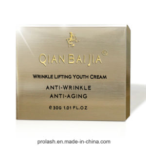 High Quality QBEKA Wrinkle Lifting Youth Cream for Beauty pictures & photos