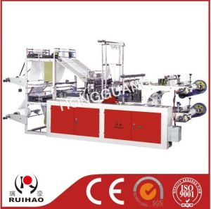 Two-Layer Rolling Bag-Making Machine (GJHD) pictures & photos