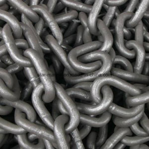 Ship Studless Link Anchor Chain with CCS/ABS/BV/Lr Cert pictures & photos