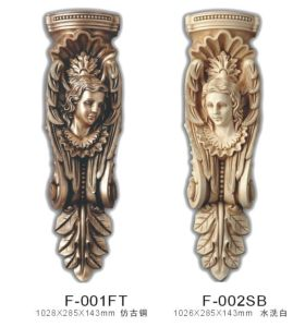Polyurethane Decorative Exotic Corbels for Interior Decoration pictures & photos
