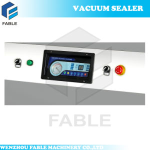 Double Chamber Vacuum Machine Price for Vacuum Packing Machine (DZ-700/2SB) pictures & photos