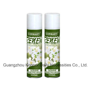 300ml Jasmine Fragrance Air Freshener Aerosol Semll Remover pictures & photos