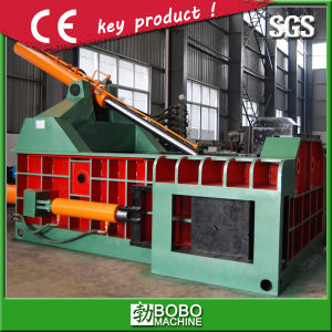 Hydraulic Horizontal Baling Machine for Pressing Scrap Metal pictures & photos