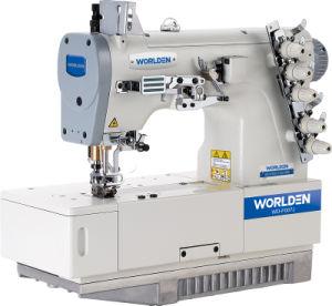Wd-F007j Super High Speed Interlock Sewing Machine pictures & photos